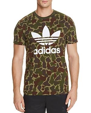adidas Originals Camouflage Trefoil Tee