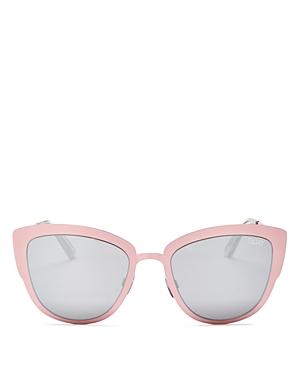 1aa3d7fb08 EAN 9343963004939 - Quay Supergirl Mirrored Cat Eye Sunglasses