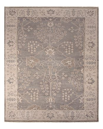 """Jaipur - Liberty Area Rug - Pelican/Frost Gray, 5'6"""" x 8'"""