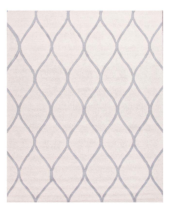 Jaipur - Lounge Area Rug - Steel Gray/Egret, 9' x 12'