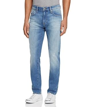 Mavi Jake Slim Fit Jeans in Light Brushed Williamsburg
