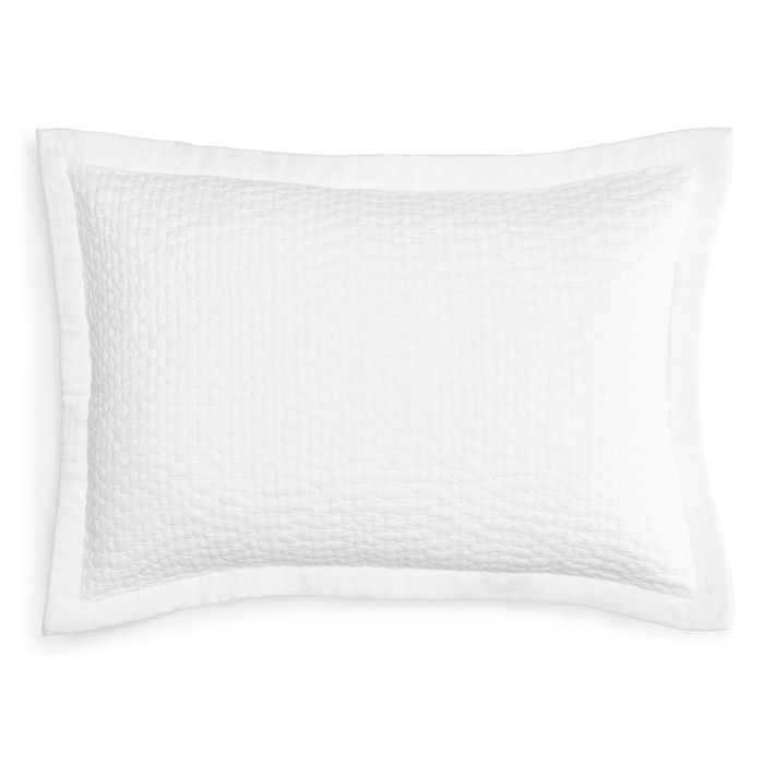 Oake - Linen Quilted Standard Sham - 100% Exclusive