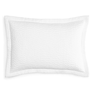 Oake Linen Quilted Standard Sham - 100% Exclusive