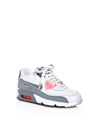 Nike Girls' Air Max 90 LTR Lace Up