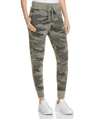 Splendid Womens Jogger Sweatpant Casual Pant Bottom