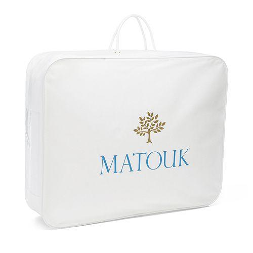 Matouk - Libero Medium Down Alternative Pillow, King
