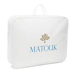 Matouk Valletto Medium Down Pillow, Standard