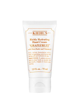 Kiehl's Since 1851 - Richly Hydrating Grapefruit Hand Cream 2.5 oz.