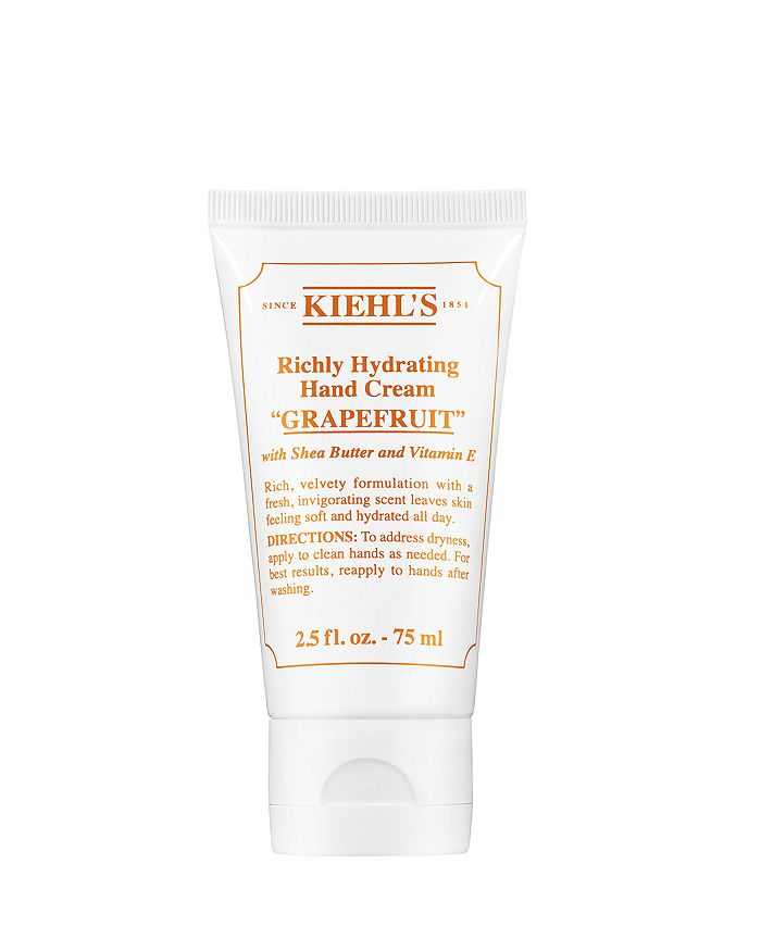 Kiehl's Since 1851 - Richly Hydrating Grapefruit Hand Cream