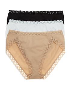 Natori Bliss French Cut Bikinis, Set of 3 - Bloomingdale's_0