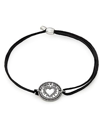 Alex and Ani - Token of Love Cord Bracelet