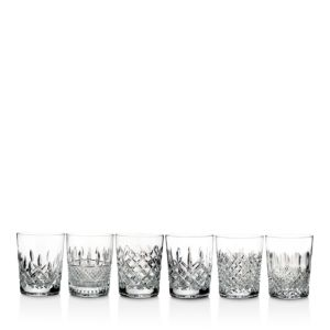 Waterford Lismore Connoisseur Heritage Double Old Fashioned, Set of 6