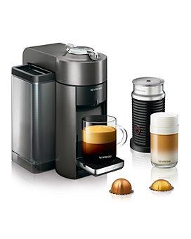 Nespresso - Vertuo Coffee & Espresso Maker by De'Longhi with Aeroccino Milk Frother