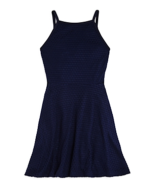 Aqua Girls' Circle Crochet Dress, Big Kid - 100% Exclusive