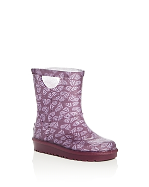 Ugg Girls' Rahjee Rain Boots - Walker, Toddler