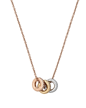 michael kors female michael kors ring pendant necklace 16