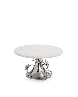 Michael Aram - White Orchid Cake Stand