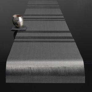 Chilewich Tuxedo Stripe Runner, 14 x 77