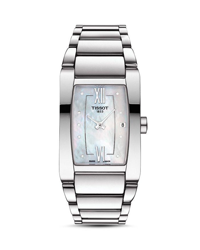 Tissot - Generosi-T Diamond Watch, 24mm
