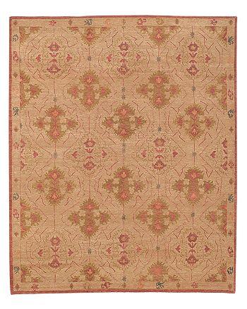 """Tufenkian Artisan Carpets - Arts & Crafts Collection - Samkara Area Rug, 5'6"""" x 8'6"""""""