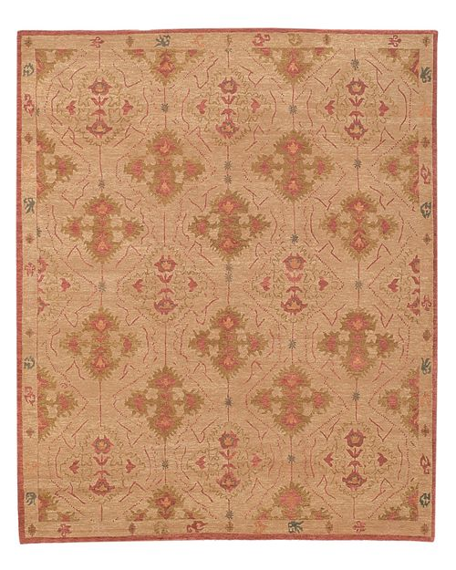"Tufenkian Artisan Carpets - Arts & Crafts Collection - Samkara Area Rug, 5'6"" x 8'6"""