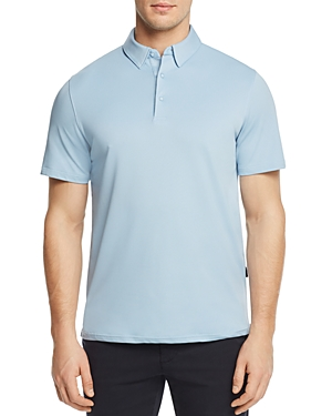 Ag Green Label Tarrant Performance Regular Fit Polo Shirt