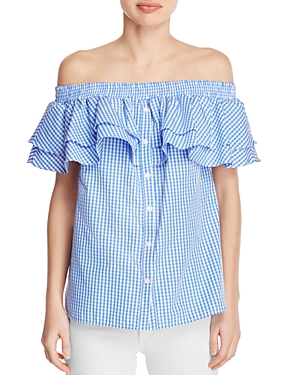 Petersyn Skye Off-the-Shoulder Top