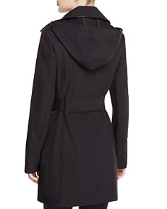Via Spiga - Asymmetric Front Belted Trench Coat