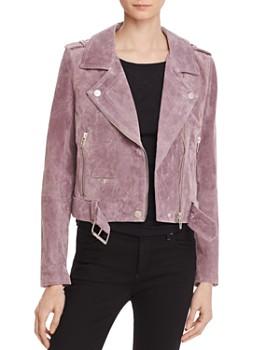 c850bdba5937 BLANKNYC - Suede Moto Jacket ...
