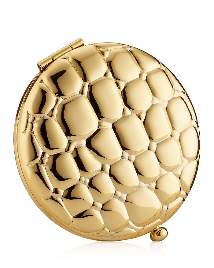 Estée Lauder - Golden Alligator Slim Compact Pressed Powder