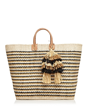 mar Y sol Martinique Straw Tote