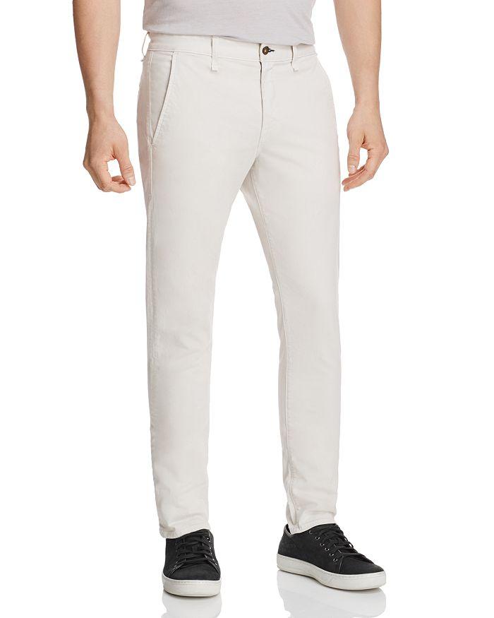 rag & bone - Fit 2 Slim Fit Chino Pants in Stone - 100% Exclusive