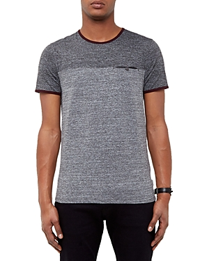 Ted Baker Two-Tone Tee