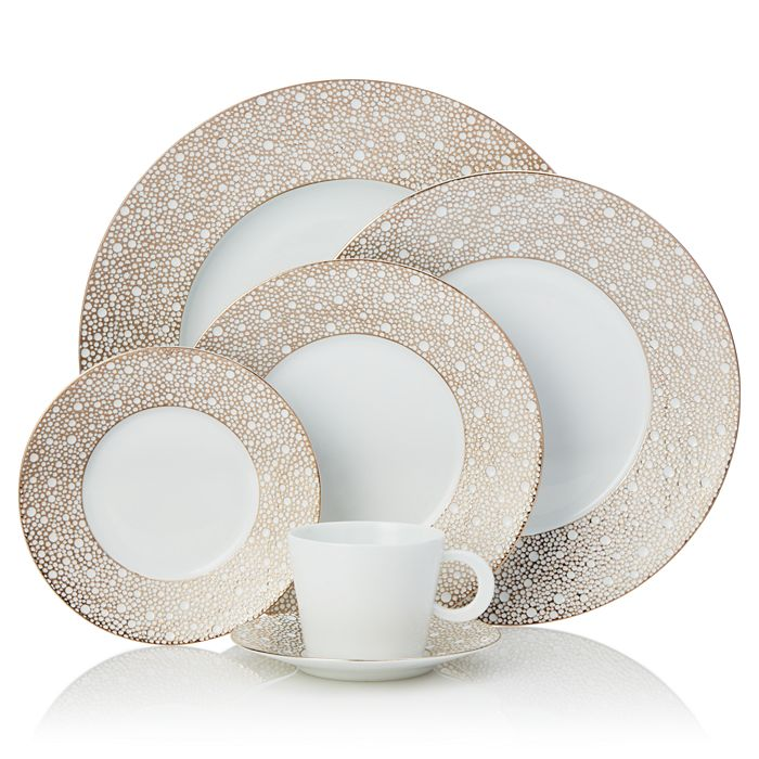 Bernardaud - Ecume Mordore Collection