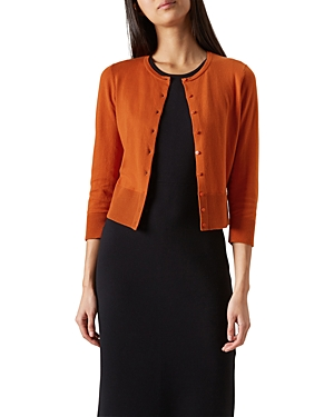 Hobbs London Evie Fitted Cardigan
