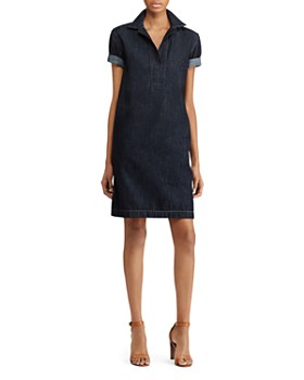 Ralph Lauren Denim Shirt Dress