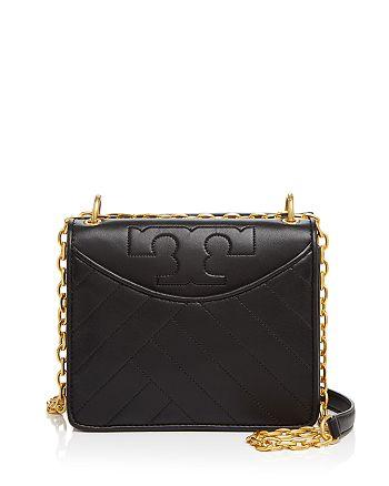 10bcb4f7ae Tory Burch Alexa Convertible Leather Shoulder Bag   Bloomingdale's