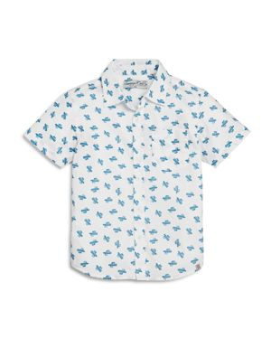 Sovereign Code Boys' Cactus Print Shirt - Little Kid, Big Kid