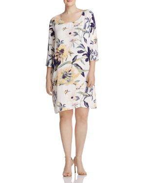 Junarose Hidal Zeenan Floral Shift Dress