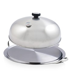 Mastrad - O'Plancha 5-Piece Griddle & Cooking Lid Set