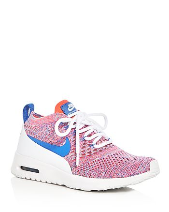 Nike Women s Air Max Thea Ultra FlyKnit Lace Up Sneakers ... 0c83b8704