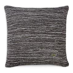 """Lacoste Paris Textured Stripe Decorative Pillow, 18"""" x 18"""" - Bloomingdale's_0"""