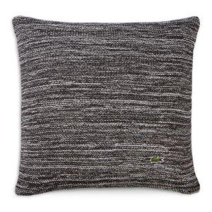 Lacoste Paris Textured Stripe Decorative Pillow, 18 x 18