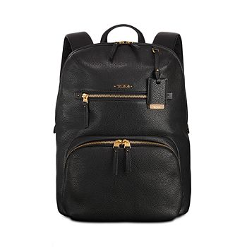 Tumi - Voyageur Leather Halle Backpack