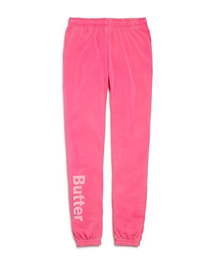 Butter Girls' Fleece Sweatpants - Big Kid