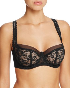 Dita Von Teese Sheer Witchery Full Figure Bra