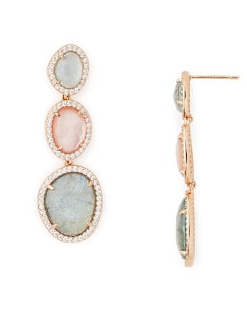 $Nadri Stone Linear Earrings - 100% Exclusive - Bloomingdale's