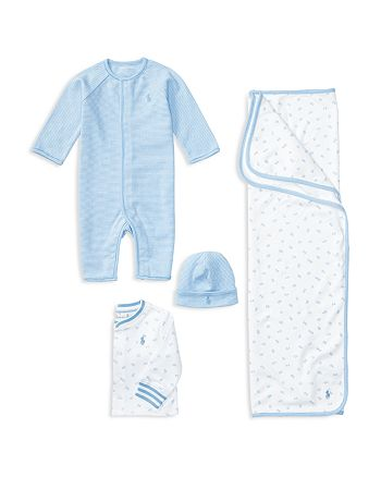 Ralph Lauren - Boys' Gift Box Set - Baby