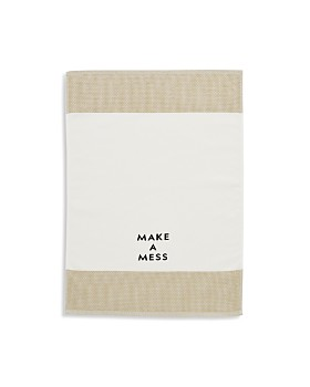 kate spade new york - Food for Thought Towel