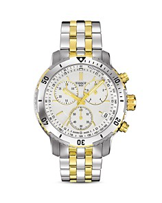 Tissot PRS200 Two Tone Chronograph, 42mm - Bloomingdale's_0